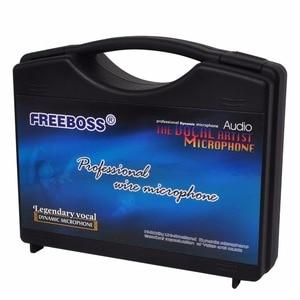 Image 5 - FREEBOSS FB Y02 رائجة البيع عالية الجودة المهنية السلكية ميكروفون لحزب هيئة التصنيع العسكري Karoke KTV