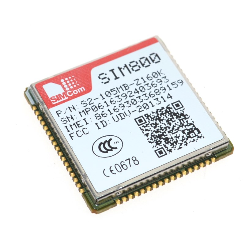Free Shipping SIM800 four frequency GSM/GPRS 850/900/1800/1900MHz module,The perfect compatibility with SIM900,NEW&OriginalFree Shipping SIM800 four frequency GSM/GPRS 850/900/1800/1900MHz module,The perfect compatibility with SIM900,NEW&Original