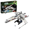 Lepin 05039 Star Wars Red Five X-wing Starfighter Blocks Bricks Toys Set Boy Game Plane Weapon Compatible with Decool Bela 10240