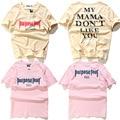 Джастин Бибер 1:1 Дизайн Цели Тур Brand Clothing T Shirt страх Божий Мода Harajuku Мужчины Женщины Абрикос Розовый Дворец футболки