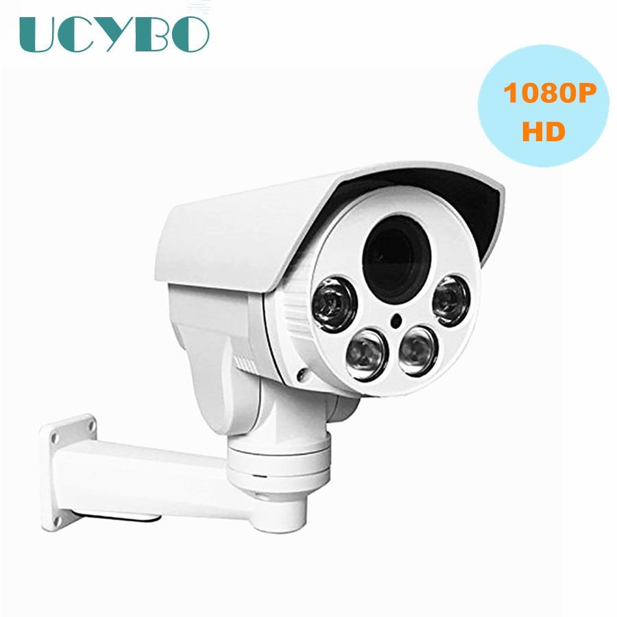 Outdoor AHD CCTV Camera ptz 1080P HD 2.0mp pan tilt 4X optical zoom IR security analog mini PTZ surveillance camera dvr system outdoor security 4 in 1 ptz camera full hd 1080p ahd tvi cvi analog 4 in 1 high speed dome pan tilt 20x zoom night vision ir300m