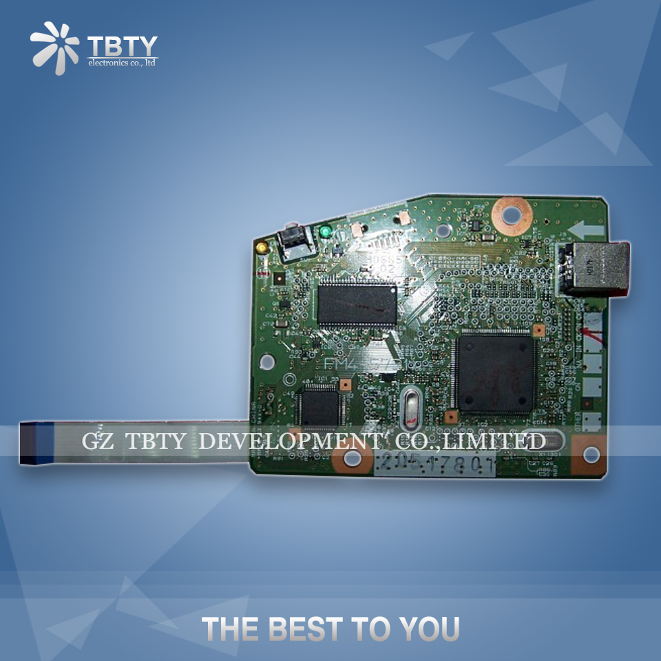 100% Test Main Board For Canon LBP 6000 6018 LBP6000 LBP6018 Formatter Board Mainboard On Sale formatter pca assy formatter board logic main board mainboard mother board for hp m775 m775dn m775f m775z m775z ce396 60001