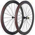Колеса для шоссейного велосипеда 50 мм карбоновая колесная пара карбоновые колеса для велосипеда 3 k матовое базальтовое торможение