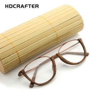 933ff790327 HDCRAFTER Optical Glasses Frame Eyeglasses Eyewear Men