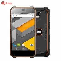 5000 mAh nomu S10 Android 6.0 5.0 pulgadas 4G smartphone MTK6737 Quad Core 2 GB RAM 16 GB Rom 8MP Cámara impermeable IP68 teléfono móvil