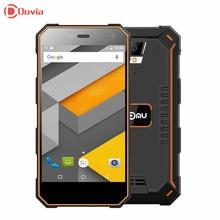 5000 mAh Nomu S10 Android 6.0 5.0 Pouce 4G Smartphone MTK6737 Quad Core 2 GB RAM 16 GB ROM 8MP Caméra Étanche IP68 Mobile Téléphone