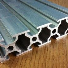 1 шт. L1000mm 30120 алюминиевый профиль экструзионная дверная оконная рама оборудование