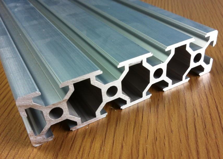 US $20 0 |1pcs L1000mm 30120 aluminium profile extrusion door window frame  Equipment-in Door & Window Frames from Home Improvement on Aliexpress com |