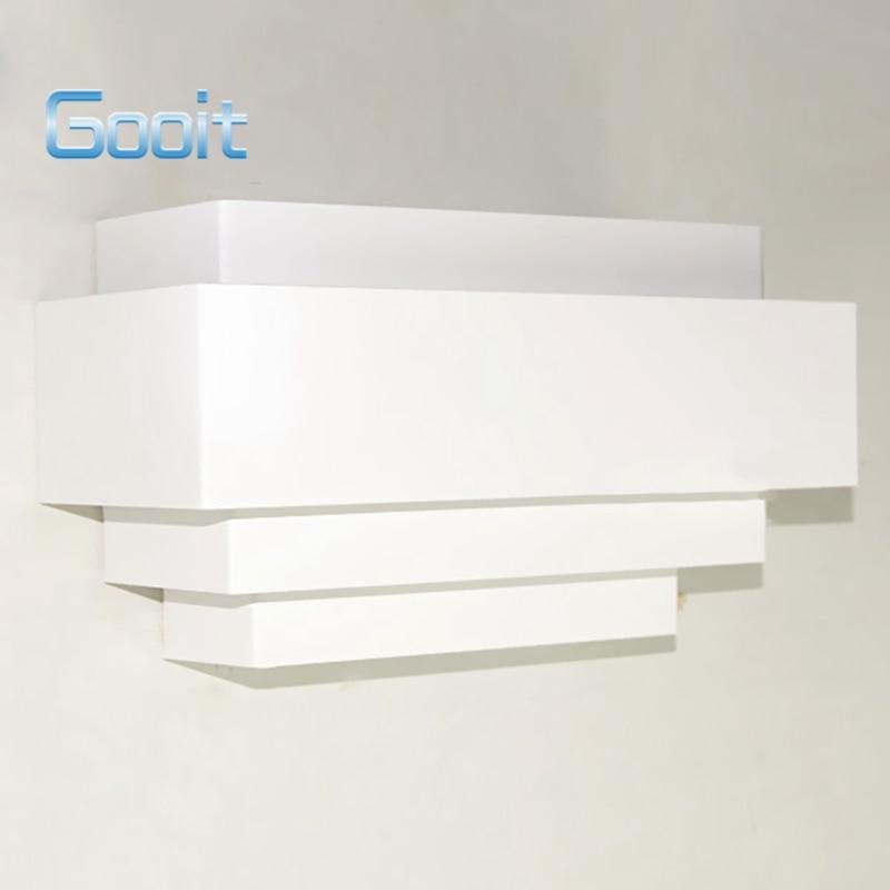 E27 moderna kratka personalizirana železna stenska svetilka za - Notranja razsvetljava - Fotografija 3