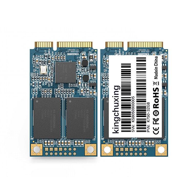 MSATA SSD Interface 1TB 500GB 512GB 256GB 1T Interne Solid State Festplatte Disk Mini SATA für Laptop Desktop Kingchuxing Geschwindigkeit