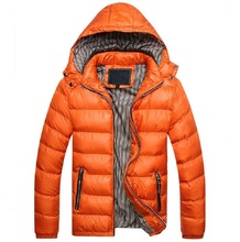 Men Jacket Warm Coat Casual outwear Winter Spring Parka chaquetas plumas hombre men coats and jackets