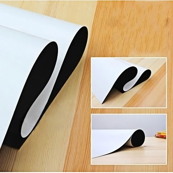 Home Flexible Size A3 Magnetic Whiteboard Fridge Kitchen Home Office  Reminder Magnet Dry Erase Board White Boards LS In Fridge Magnets From Home  U0026 Garden On ...