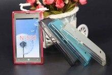 Блестящие Картины Силиконовые Мягкий Тпу чехол Для Microsoft Nokia Lumia 532 N532 Идеальный Стиль Новый Ясно Печати Для Nokia 532 крышка