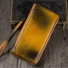 купить Brand Leather Women Wallets High Quality Designer Zipper Long Wallet Women Card Holder Ladies Purse Money Bag Carteira Feminina по цене 6863.8 рублей