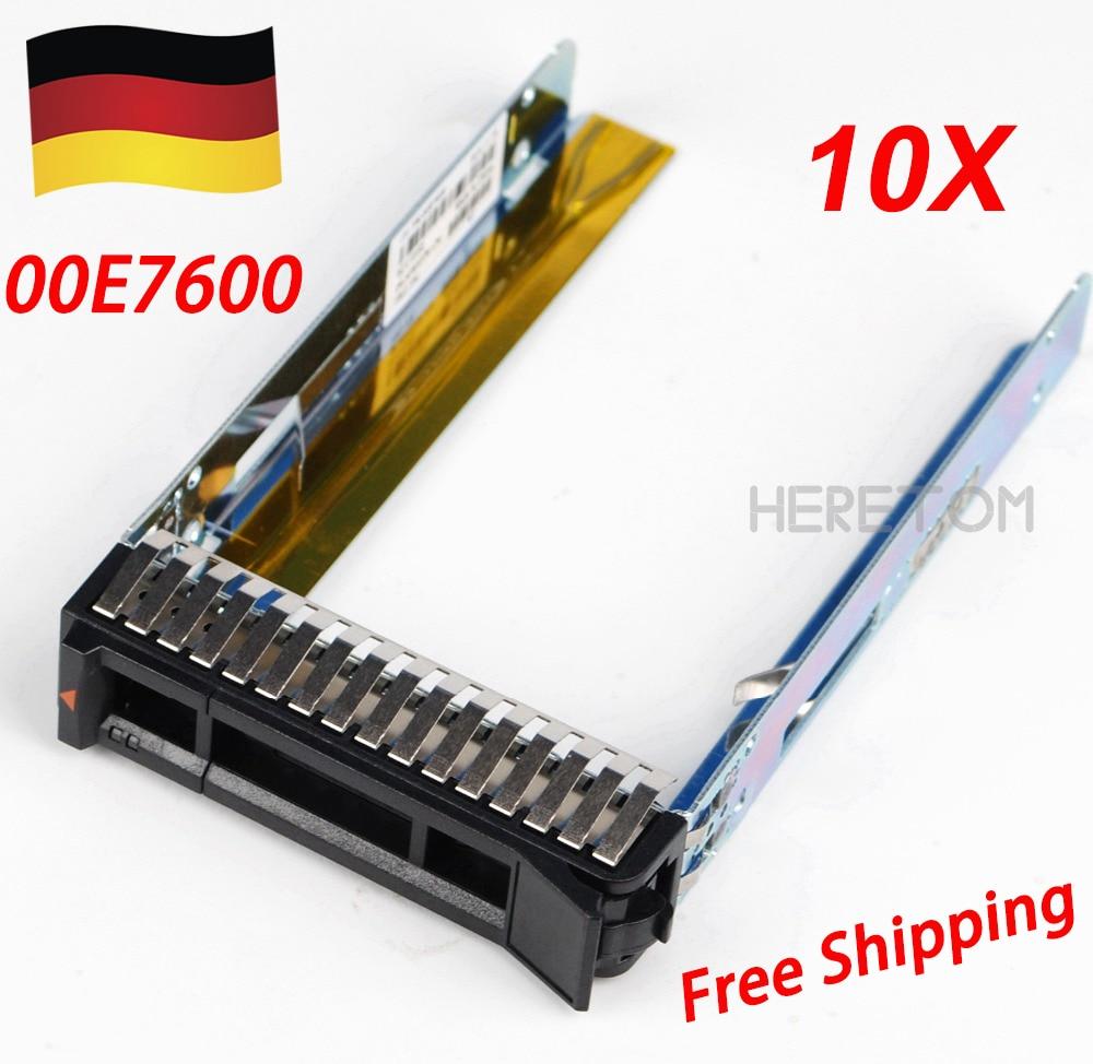 10PCS DE Shipping 2.5