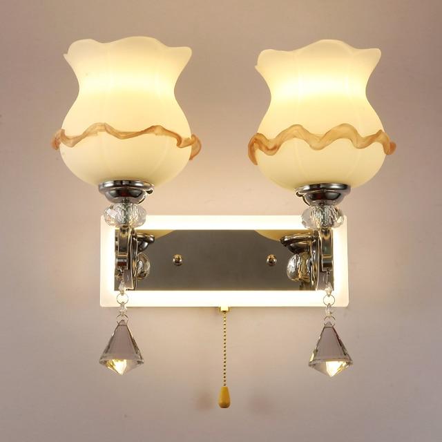 Модная светодиодная настенная лампа для гостиничного зала, ресторана, коридора, библиотеки, специальное предложение