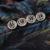 Los hombres de la Hoja de Impresión Traje Casual Blazers Chaqueta Tamaño Grande M-6XL Dos botones Partido Slim Fit Capa de la Chaqueta Para Los Hombres la Ropa Masculina K137