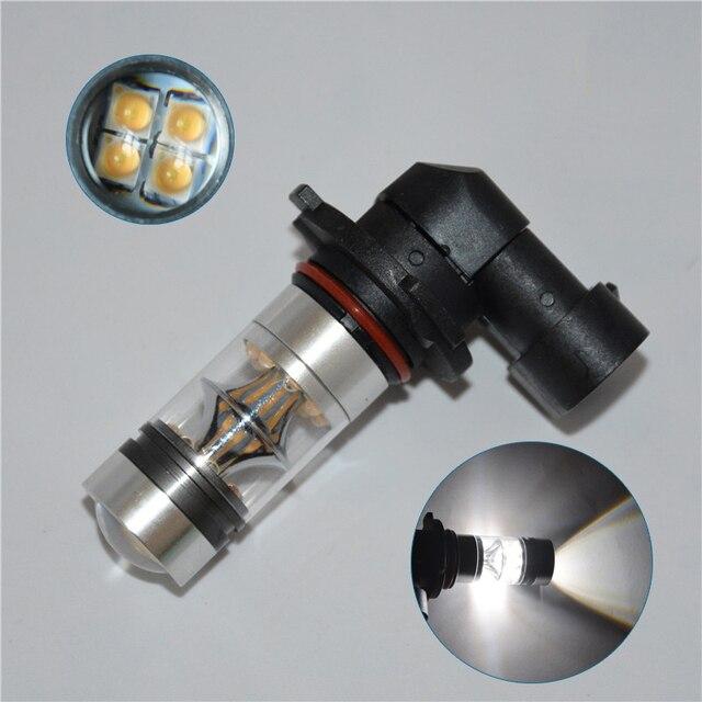 2x Высокая Мощность 100 Вт 9006/HB4 LED Противотуманные фары Лампы Для BMW E46 330ci