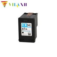 Vilaxh 1PK черный картридж для HP 61 61XL картридж для hp 1000 1050 2050 3050 1510 3510 1510 2540 4500 чернила для HP 61