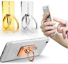 Роскошный горный хрусталь шику кольцо с бриллиантом держатель универсальный металл мобильный телефон и планшет подставка для iPhone iPad samsung захвата пальцами горячий