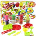 Play Doh Babies' Learning&Education Modeling tasty sandwich Hand Gum Soft Bright Color Fimo Polymer Clay Tools Plasticine