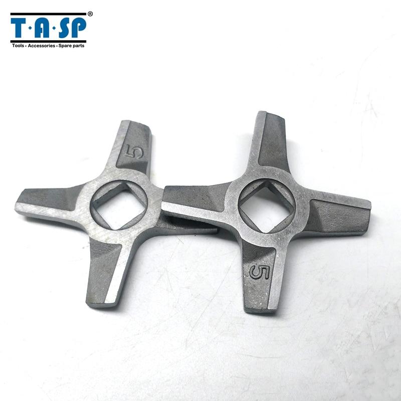 2pcs Knife for Meat Grinder 5# Blade Mincer MDP-105 Spare Parts for Zelmer  Bosch MFW3640A