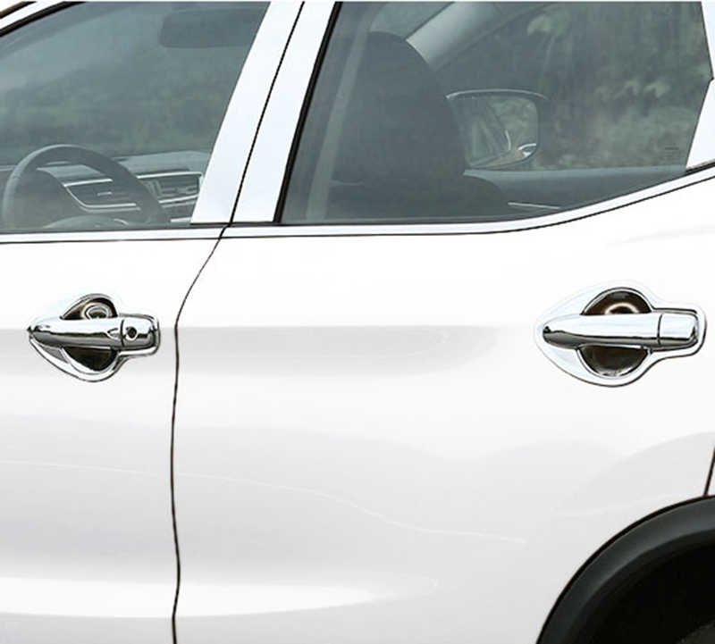 for Nissan Qashqai 2016-2018 door handle bowl Decoration frame