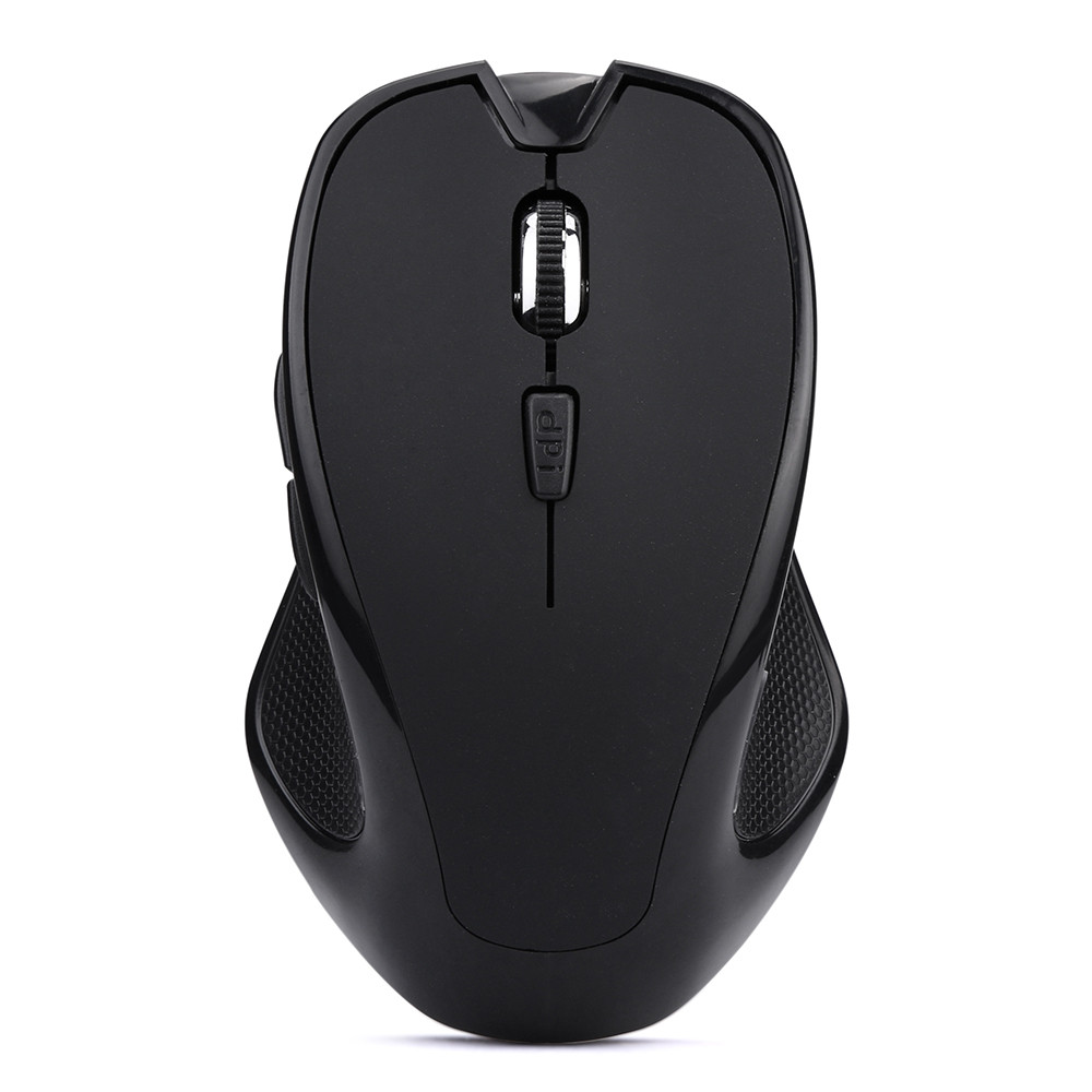 2.4GHz Wireless Mouse for PC Laptop MAC Computer Mice 2400 DPI Optical Mouse Mice + USB Receiver Portable Optical Mouse 0206#3