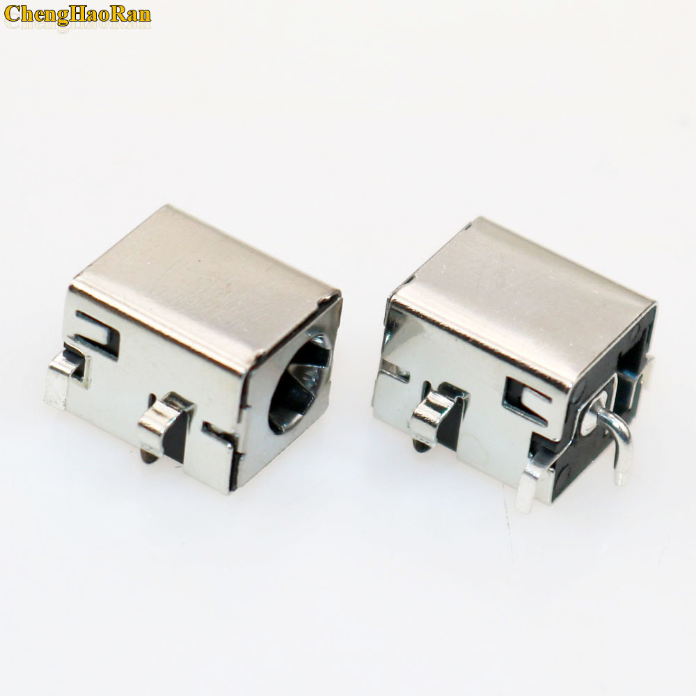 ChengHaoRan 1pc DC Power Jack connector for Asus Laptop A52 A53 K52 K52F K52JR K53E K53S K53SV K53TA K42 K42J K42JC K42JR K42D-in Computer Cables & Connectors from Computer & Office