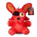 1Pcs FNAF Five 5 Nights at Freddy's Freddy Red Fox Plush Toy doll 10