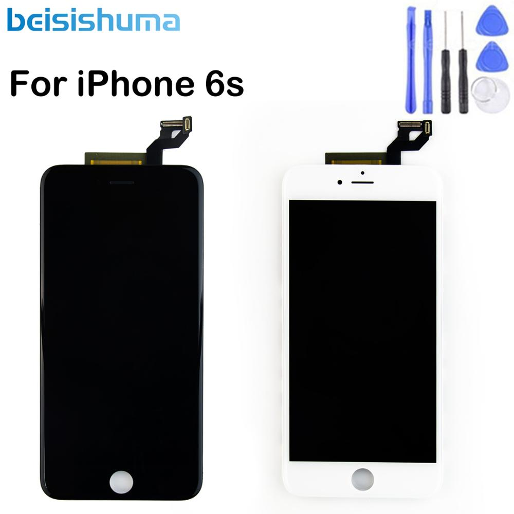 BEISISHUMA No Dead Pixel For iPhone 6S 4.7'' LCD Display