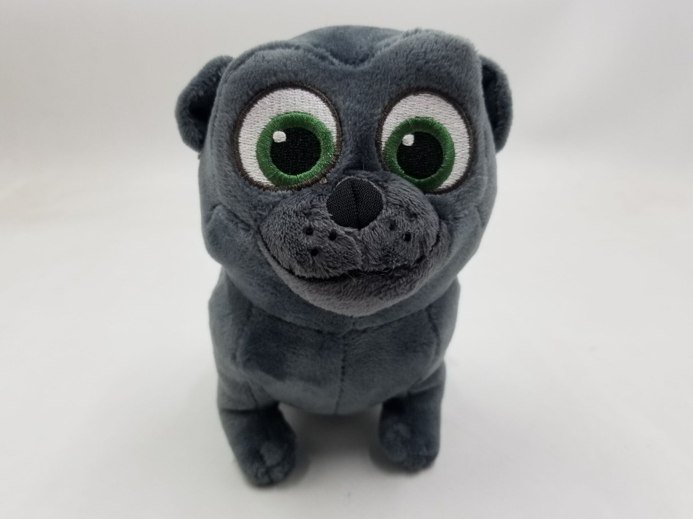 New Junior Bingo Pug Plush Puppy Dog Pals Soft Stuffed Toy 6