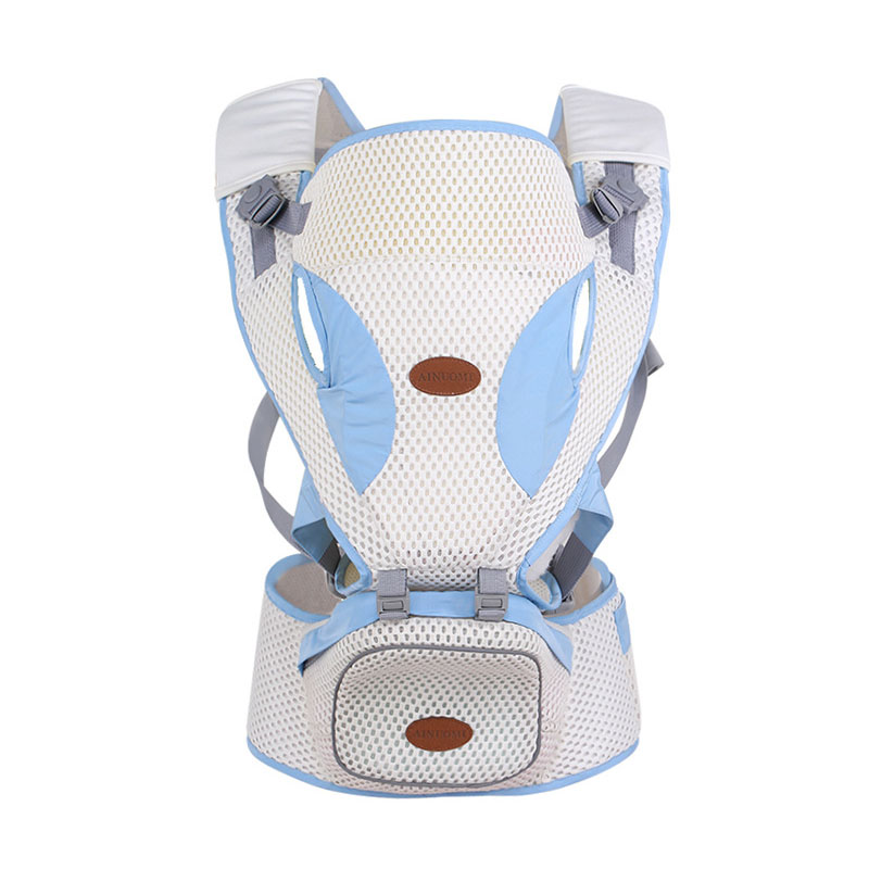 New Front Facing Baby Carrier Breathable Comfortable Sling Backpack Newborn Waist hipsit Pouch Wrap Kangaroo Carrying ChildNew Front Facing Baby Carrier Breathable Comfortable Sling Backpack Newborn Waist hipsit Pouch Wrap Kangaroo Carrying Child
