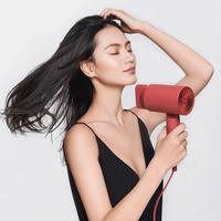 Negative Ions Hair Dryer Household High Power 1200W Quick Drying 0 Radiation Small Portable Folding