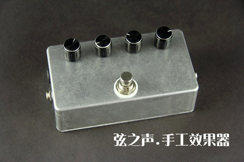 DIY MOD Fuzz Face Pedal Electric Guitar Stomp Box Effects Amplifier AMP Acoustic Bass Accessories EffectorsDIY MOD Fuzz Face Pedal Electric Guitar Stomp Box Effects Amplifier AMP Acoustic Bass Accessories Effectors