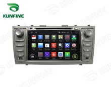 Quad Core1024*600 Android 5.1 Car DVD GPS Navigation Player for CAMRY 2007-2011 Radio Bluetooth 3G Wifi Steering Wheel Control