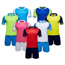 Adult football Jersey training suits football jerseys match suit suits blank custom name and logo various old football jerseys matching suit football training suit blank customizable sportswear suit