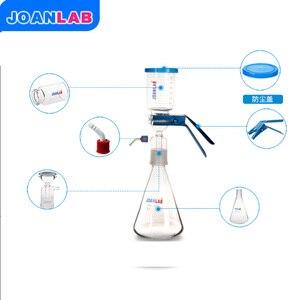 Image 3 - JOANLAB 1000ml Vacuum Filtration Apparatus+Oil free Diaphragm Vacuum Pressure Pump LAB Solvent Filtration Apparatus