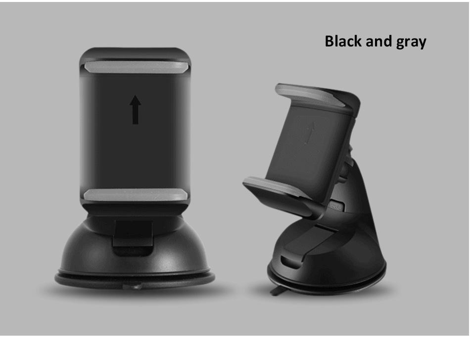 ESVNE Uniwersalny Telefon Samochodowy uchwyt szyby zamontować uchwyt na telefon komórkowy stojak uchwyt Samochodowy uchwyt na telefon Komórkowy Smartfon Telefon 20