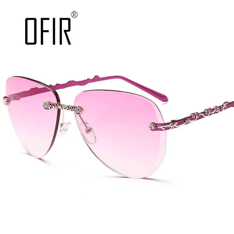 Cool Rimless Glasses