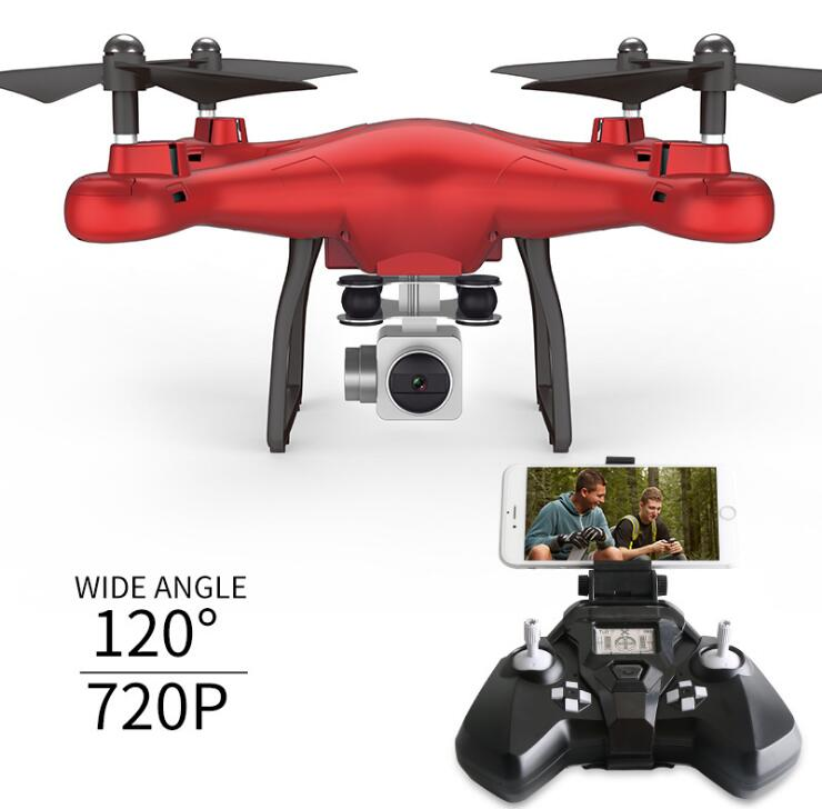 WIFI FPV real time RC drone S10 2.4G headless attitude hold aerial remote control helicopter with 720P wide camera vs X8SW GW180 jjr c jjrc h43wh h43 selfie elfie wifi fpv with hd camera altitude hold headless mode foldable arm rc quadcopter drone h37 mini