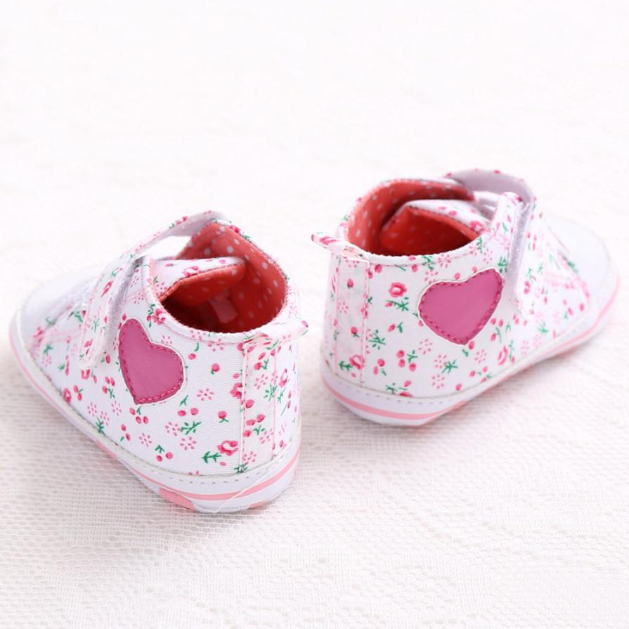 Baby Shoes Girl Canvas Shoe Baby Boys Shoes Sneaker Anti-slip Soft Sole ToddlerBebek Ayakkabi Kids Shoes