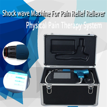 Home use Neck physical therapy shock wave therapy equipment for Shoulder pain treatment