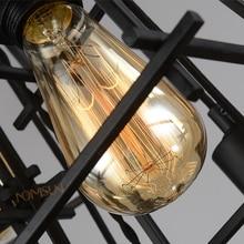 Vintage Ceiling Lighting lamps luminaria de teto for Living Room bedroom American ceiling lamp Home Lighting Fixtures