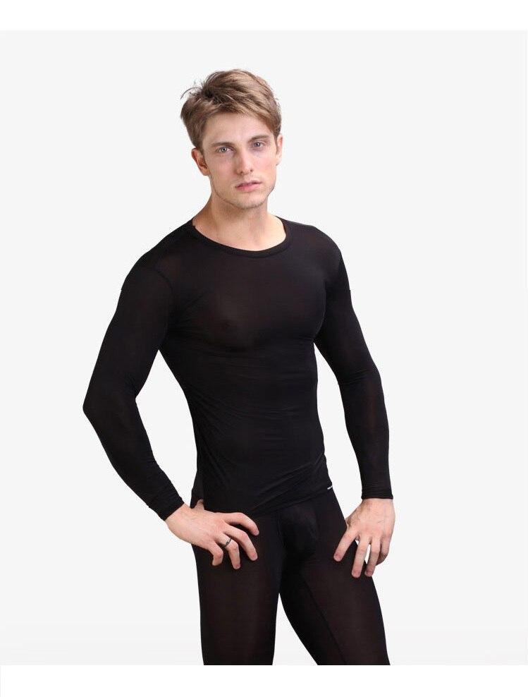 Popular Black Silk Pajamas for Men-Buy Cheap Black Silk Pajamas ...