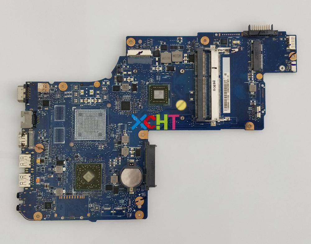 Per Toshiba Satellite 17.3 C870D L870D H000042820 w E2-1800 CPU Scheda Madre Del Computer Portatile Mainboard TestatoPer Toshiba Satellite 17.3 C870D L870D H000042820 w E2-1800 CPU Scheda Madre Del Computer Portatile Mainboard Testato