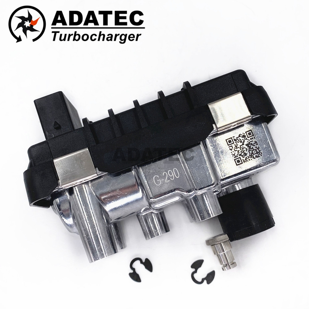 Hella Electronic Actuator G 290 G290 712120 6NW008412 turbo wastegate 762965 for BMW 520 d E60