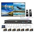 Link-mi lm-ts71 4x1 hdmi/vga/dp quad multiplexor de vídeo multiviewer soporte pop, Función PIP