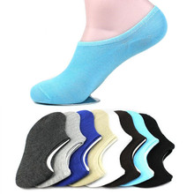 10 Pairs Men s Invisible Cotton Ankle Socks Summer Unisex Low Cut No Show Boat Socks