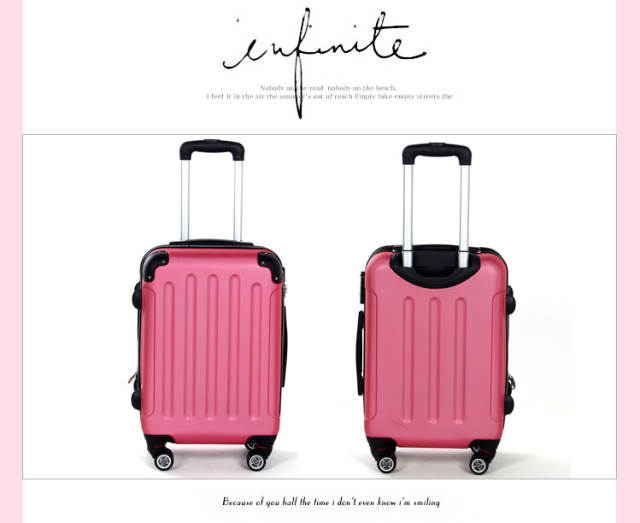 2c487a2d6b59 2014 Hot,Wholesale!Personalized universal wheels trolley luggage men  suitcase women travel bags function